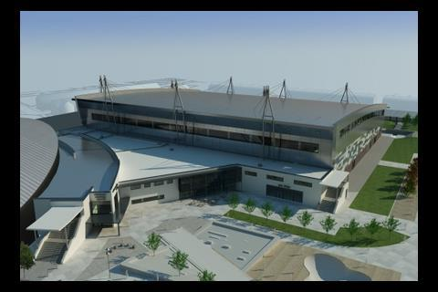BMX Centre at Sportcity